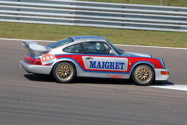 Albert - Motorsport 964 RS Cup