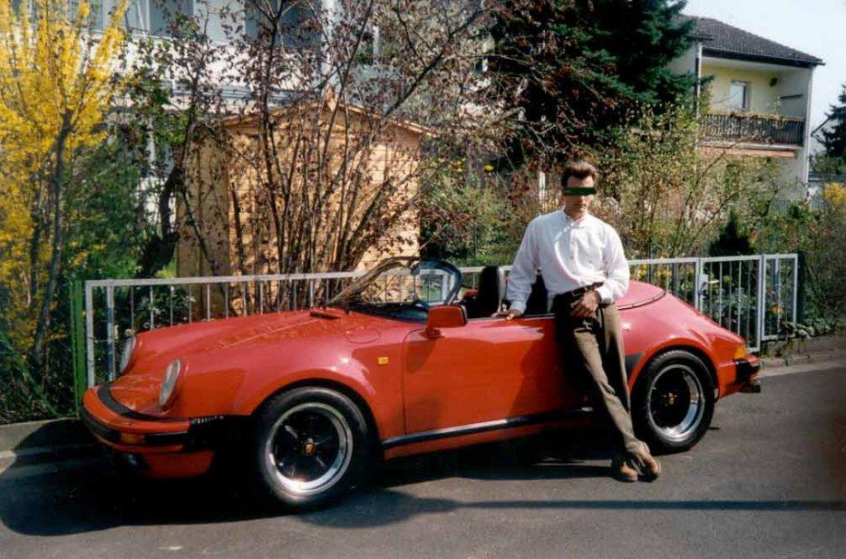 911 Carrera 3,2 Speedster WTL 1989