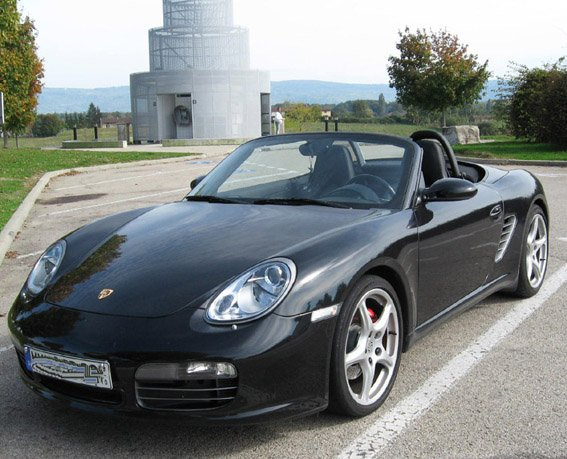 Boxster 987 S