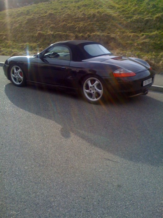Boxster 986 S