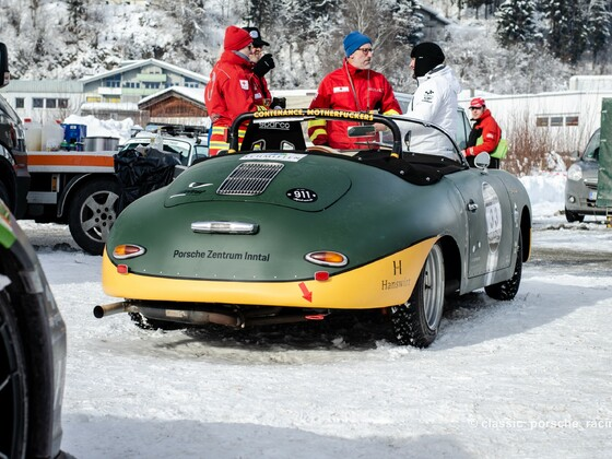 Impressionen vom GP Ice Race 2019 in Zell am See