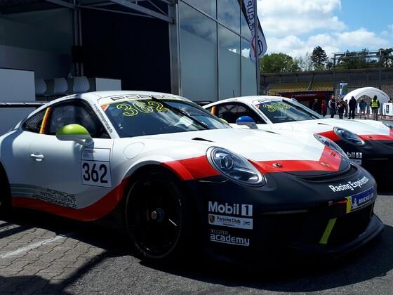 Porsche Sports Cup Hockenheimring 12.05.2019