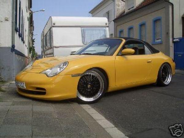 996 Cabriolet