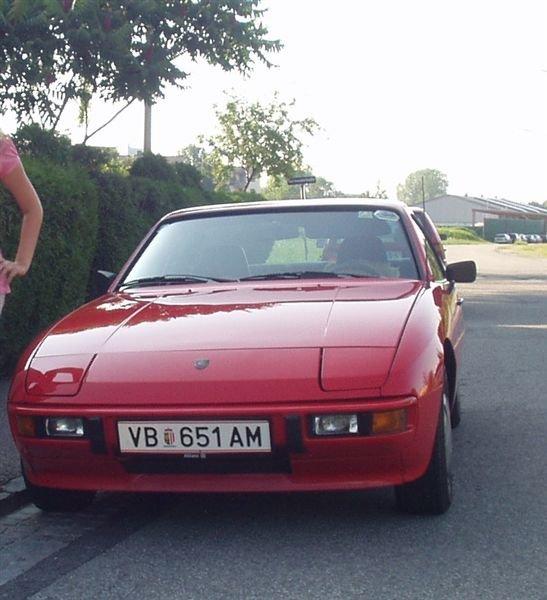 Mein 924er
