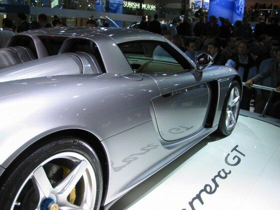 Carrera GT auf IAA