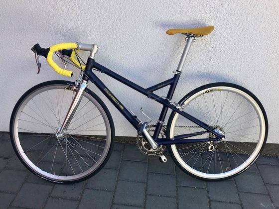 """Porsche Rennrad """"Bike R"""""""