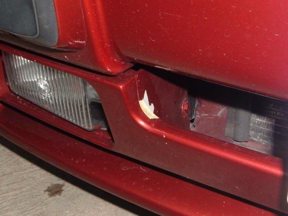 Der 944 Targa nach der Restauration- schlechte Vorarbeiten bei der Lackierung
