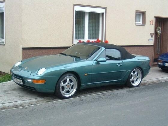968 Cabrio Ez 1993