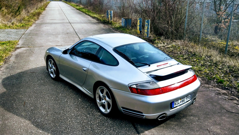 Porsche 996 C4s Porsche Forum Magazin Pff De
