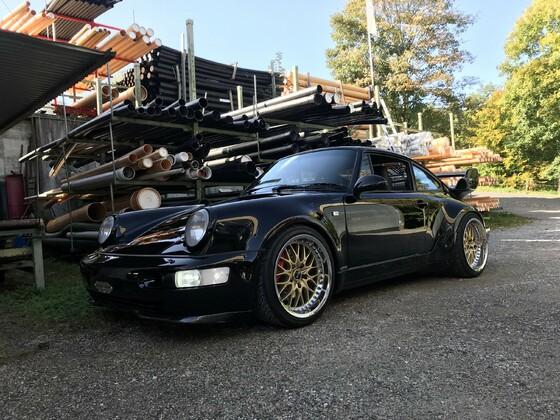 Sportec Porsche 965 Turbo II 3.3L
