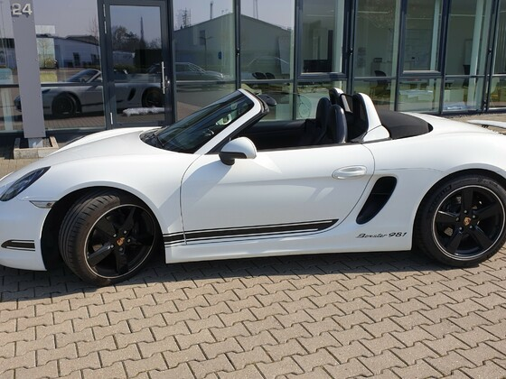 Boxster 981