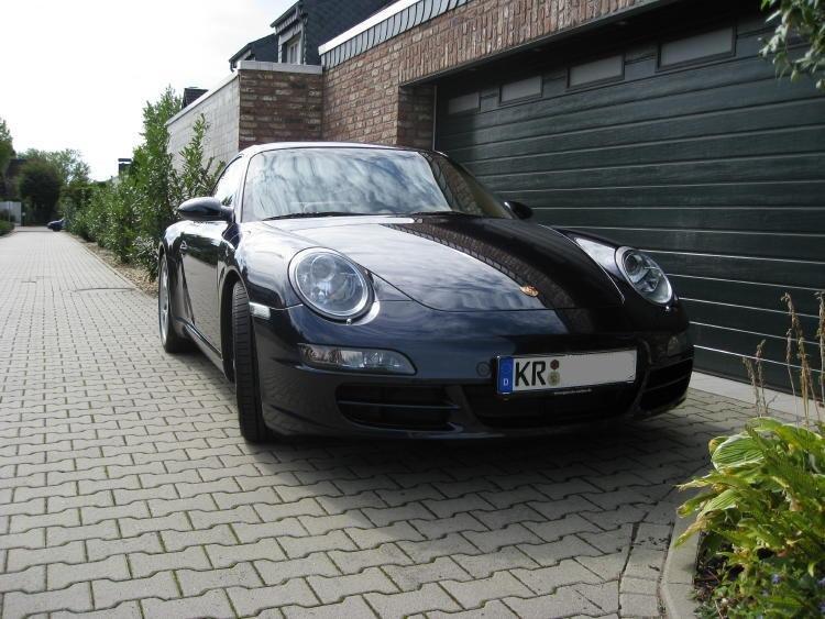 mein aktueller Porsche