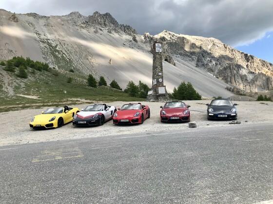 Col d'Izoard/PFF