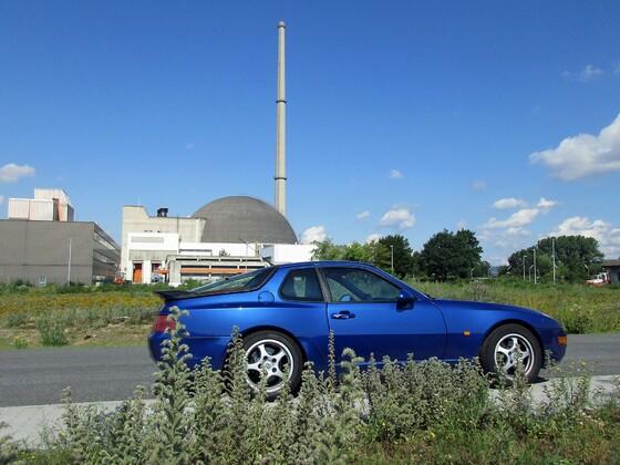 Zwei Kraftwerke, 968 und früheres AKW Mülheim-Kärlich