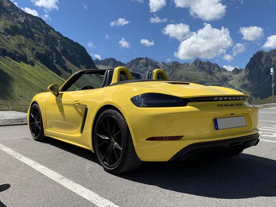 Neulich in Tirol......
