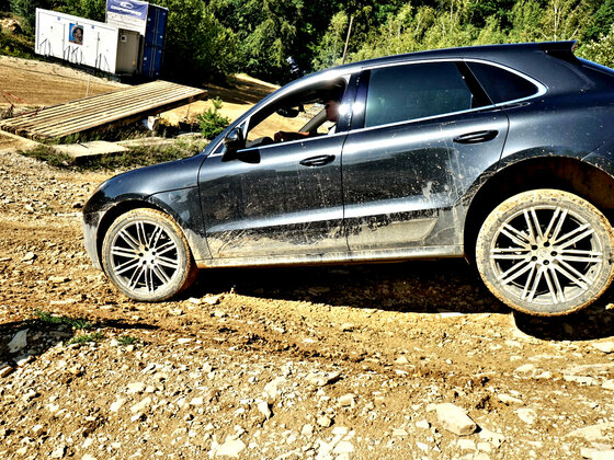 Offroad - MaCAN do it!