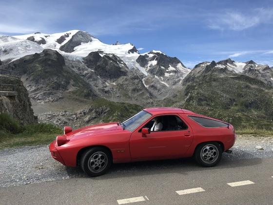Schweiz bei Andermatt