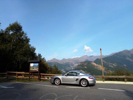 Principat d'Andorra  - Mirador d'Ordino
