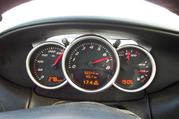 278 Km/h auf der A31