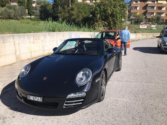 Porsche 997.2 C4S Cabrio