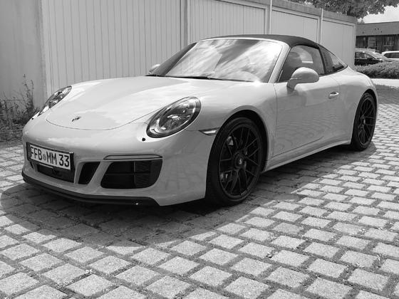 991.2 Targa 4 GTS