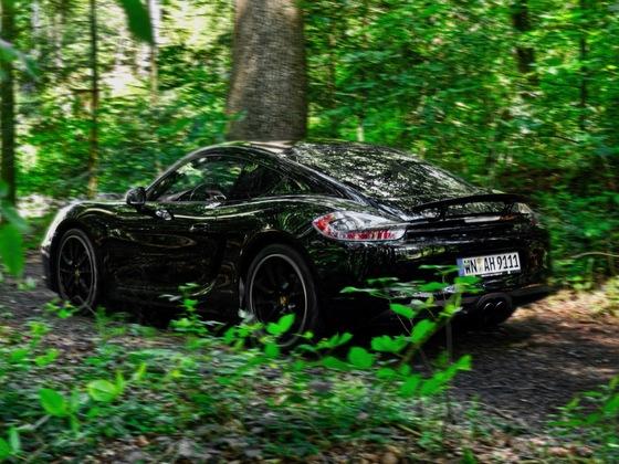 Porsche Cayman 981 - My first love
