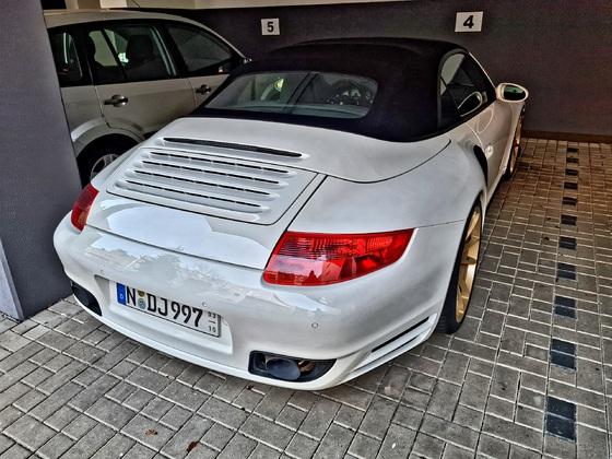911 Turbo Touring