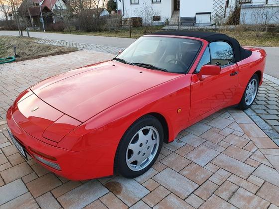 Zuffenausener 944 S2 Cabrio