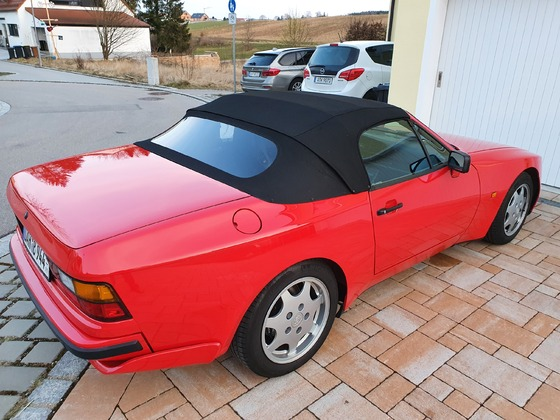 Zuffenhausener 944 S2 Cabrio