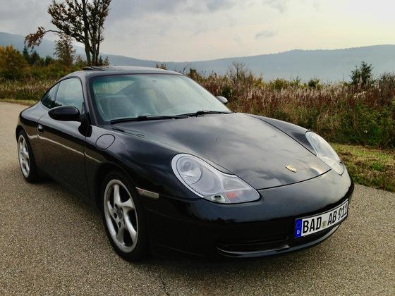 Porsche 996 Carrera 2 BJ 12/1997