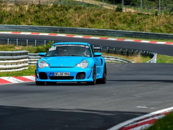 996 TT auf der NOS
