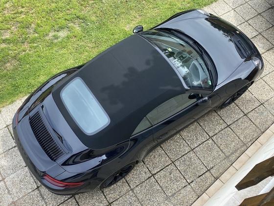 991.2 GTS von Oben