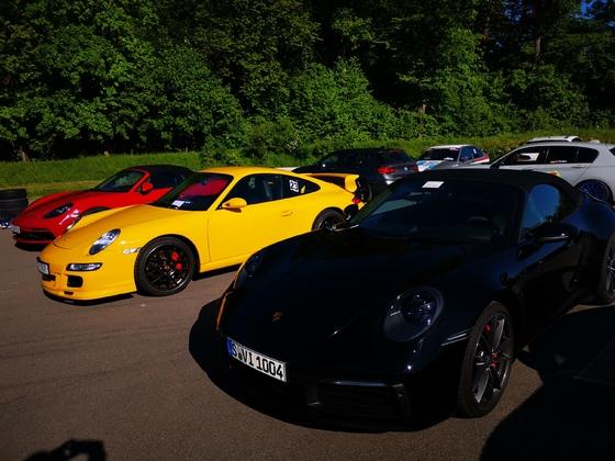 Porsche Slalom Ba-Wü