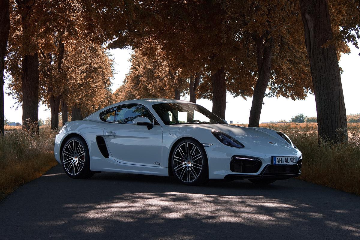 Porsche 981 GTS :-)