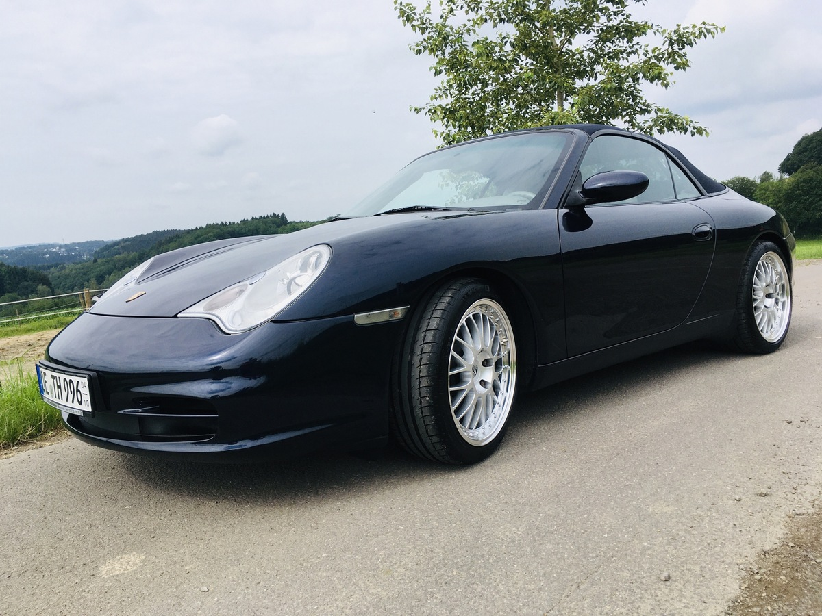 996 Cabrio C2