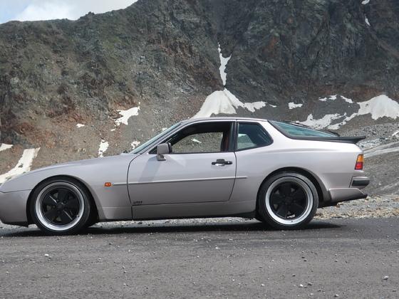 Kauner Gletscher Turbo