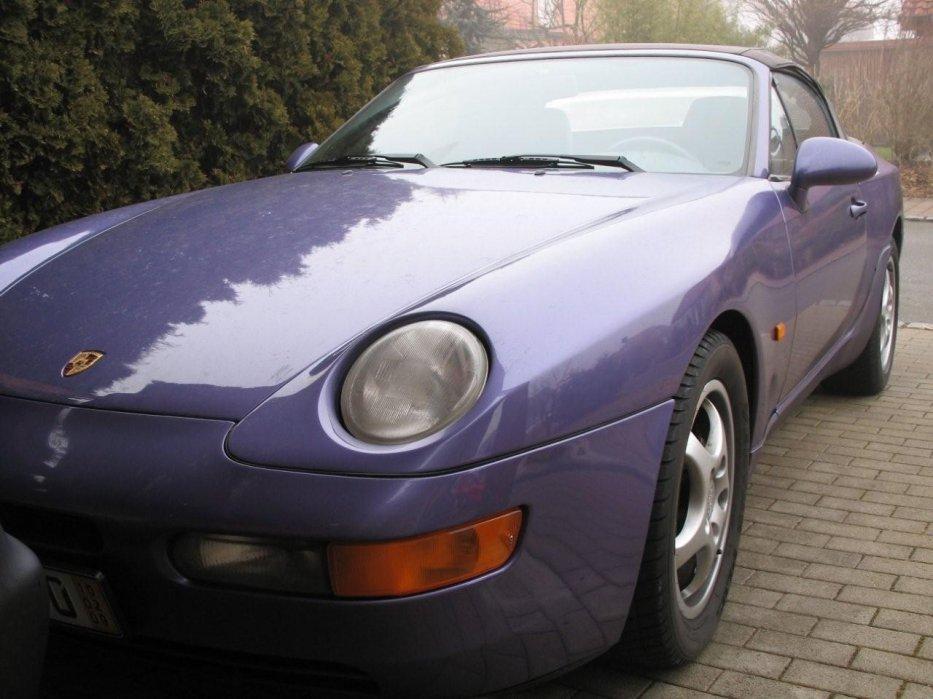 Veilchenblaues Cabrio2