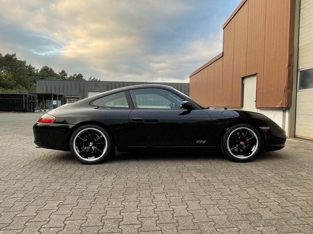 """996 C2 mit GT3 RS18"""""""