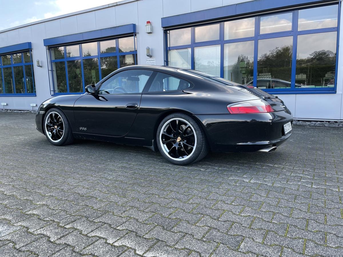 """996 C2 mit GT3 RS 18"""" 3"""