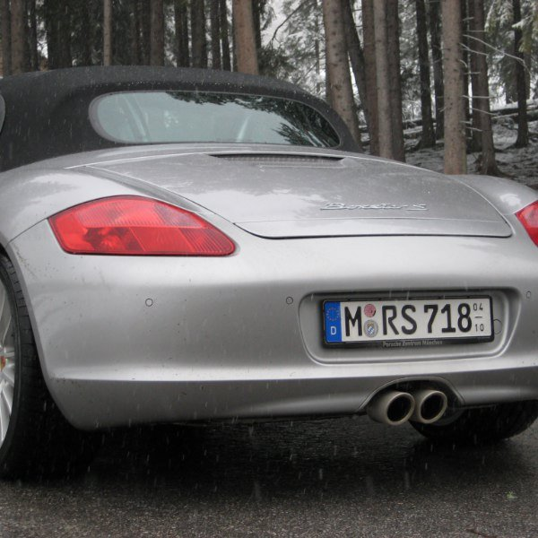 RS 60 im Schnee 2