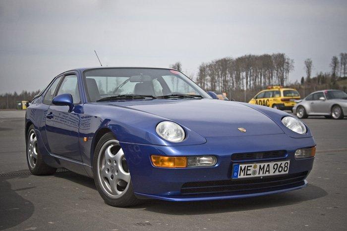 968 mit Spoilerlippe Turbo s