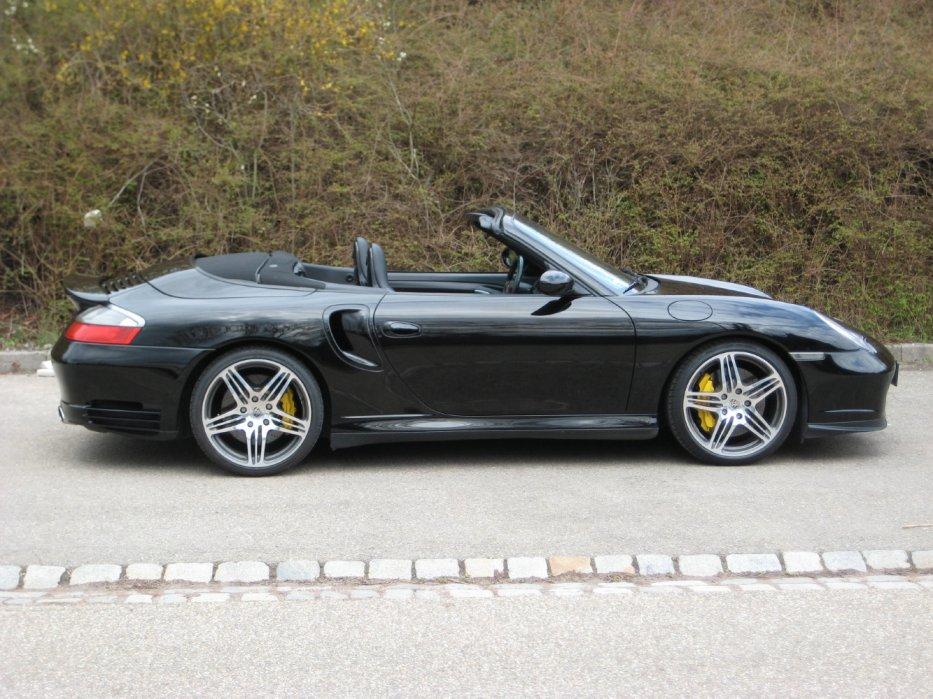 996 turbo s cabriolet
