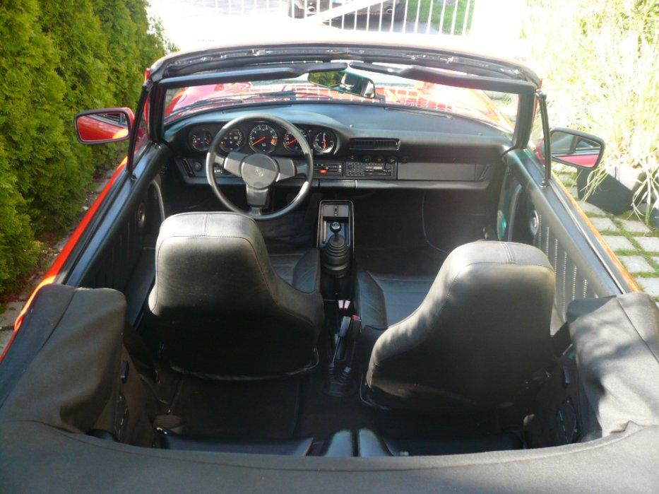 Innenraum 911 SC