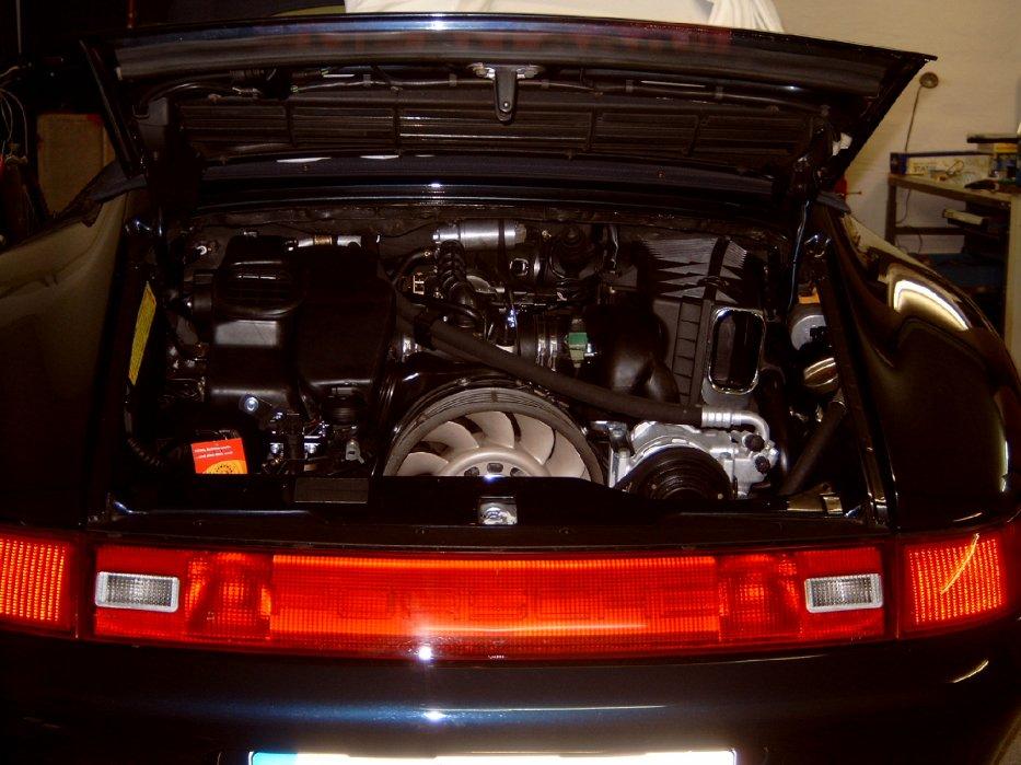 Motor/Getriebe überholt...