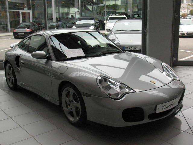 996 turbo S vorne 2