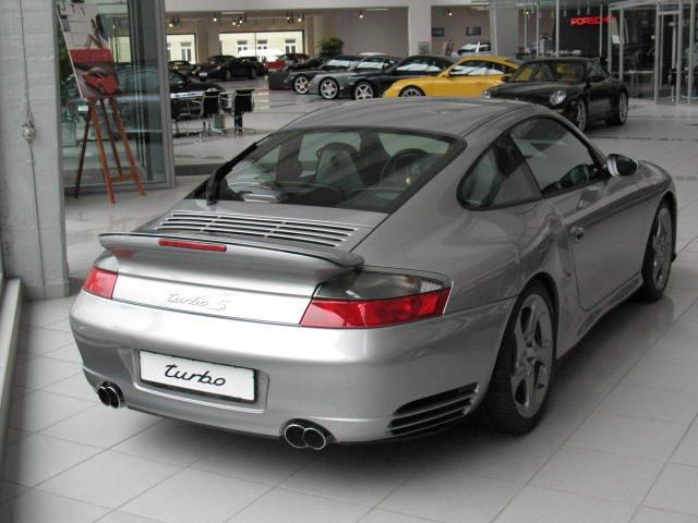 996 turbo S hinten 1