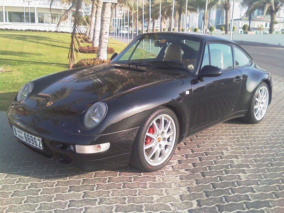 Porsche 993 C2S DXB2