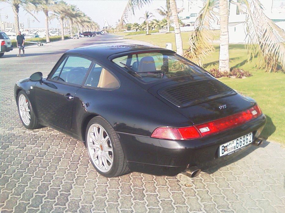 Porsche 993 C2S DXB3