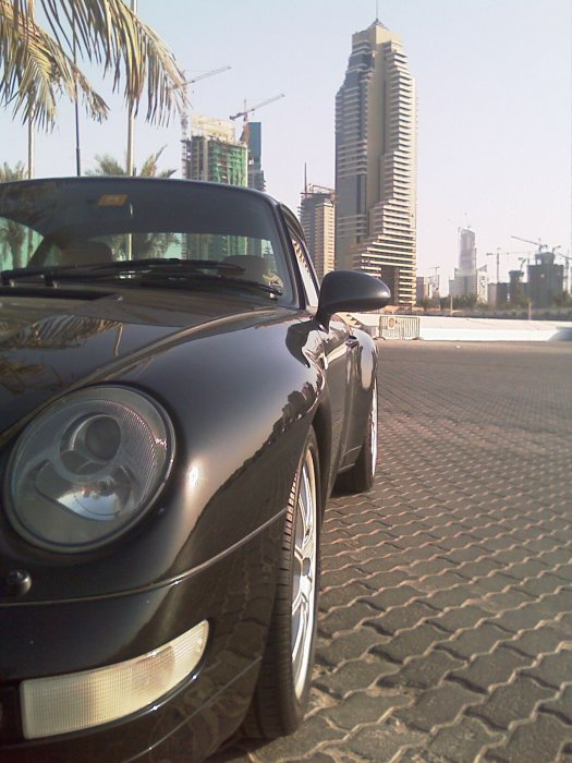 Porsche 993 C2S DXB4