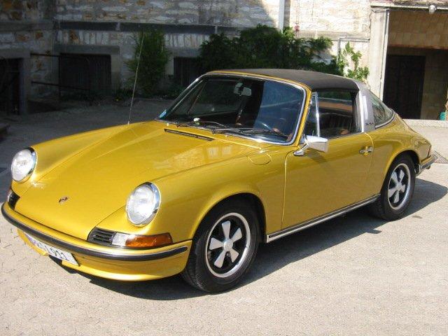 Porsche 2.4S Targa2
